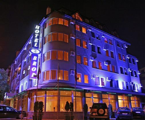Hotel Brod - Sofía - Edificio