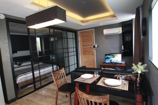 S Bloc Saladaeng - Bangkok - Phòng ăn