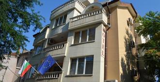 بون بون هوتل - صوفيا - مبنى