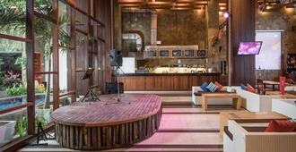 The One Legian - Kuta - Nhà hàng