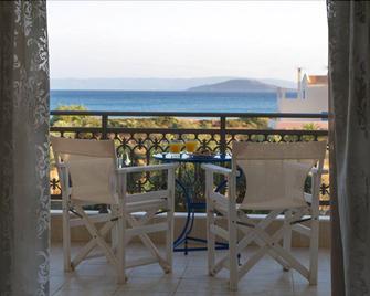 Aquamarine Hotel - Neapoli Vion - Balcone