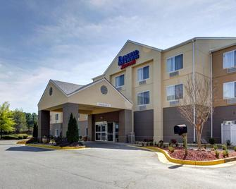 Fairfield Inn and Suites by Marriott Atlanta Suwanee - Suwanee - Gebouw