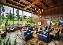 Olympic Lodge - Port Angeles - Lounge