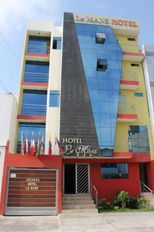 Hotel Le Mans - Trujillo - Building