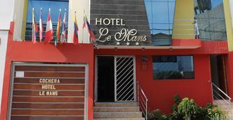 Hotel Le Mans - ทรูจิลโล