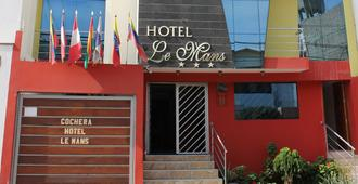 Hotel Le Mans - Trujillo