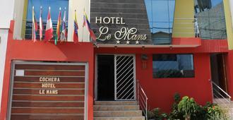 Hotel Le Mans - טרוחיו
