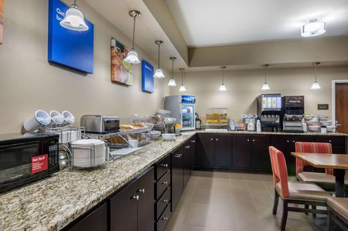 Comfort Inn South Chesterfield - Colonial Heights - Colonial Heights - Bufé