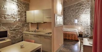 Hotel Casato Licitra - רגוזה - מטבח