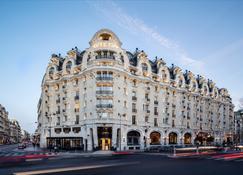 호텔 루테티아 - 파리 - 건물