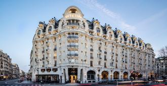 Hôtel Lutetia - París - Edificio