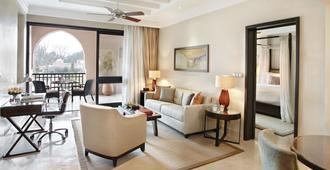 Four Seasons Resort Marrakech - Marraquexe - Sala de estar