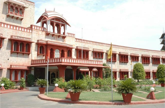 Hotel Jaipur Ashok - Τζαϊπούρ - Κτίριο