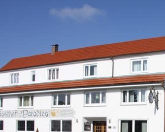 Adam & Eva Gasthof Paradies - Ravensburg - Building