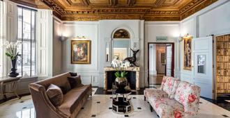 Radisson Blu Edwardian Vanderbilt Hotel, London - Londres - Sala de estar