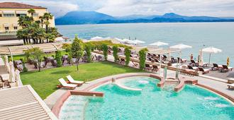 Grand Hotel Terme - Sirmione - Pool