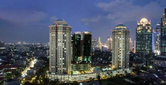 Batavia Apartments, Hotel & Service Residences - Jakarta - Outdoors view