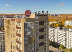 Azimut Hotel Penza - Penza - Building