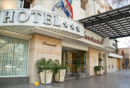 Hotel Provincial - Mendoza - Building