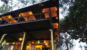 Boutique Raft Resort - Sai Yok - Gebäude