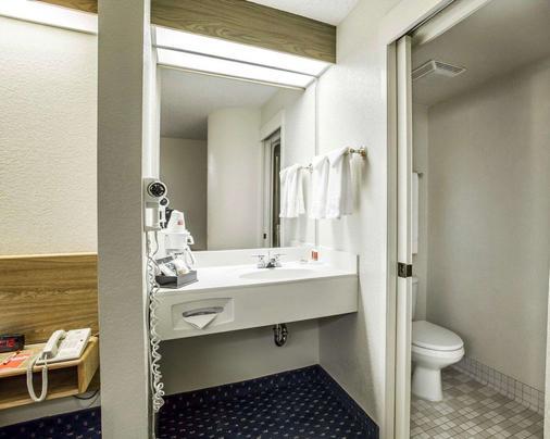 Econo Lodge Denver International Airport - Aurora - Bathroom