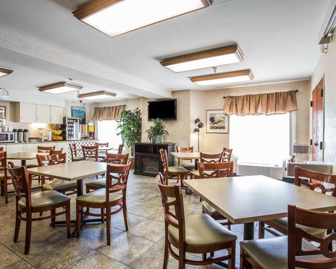 Econo Lodge Denver International Airport - Aurora - Restaurant