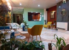 Hotel Marqués de Santillana - Torrelavega - Lobby
