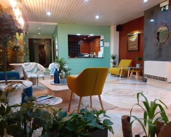 Hotel Marqués de Santillana - Torrelavega - Лоббі