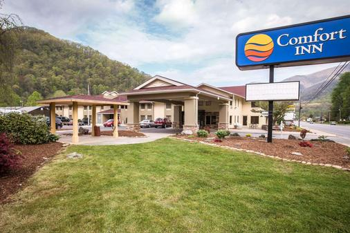 Comfort Inn near Great Smoky Mountain National Park - Maggie Valley - Toà nhà