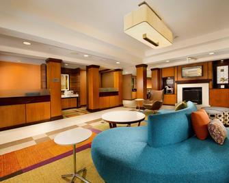 Fairfield Inn & Suites Germantown Gaithersburg - Germantown - Salónek
