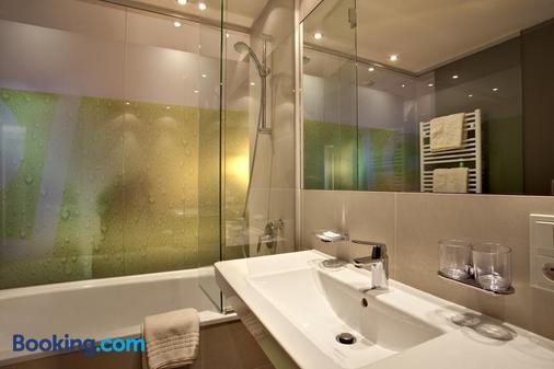 Bäckelar Wirt - Sölden - Bathroom