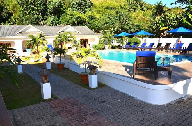 The Britannia Hotel - Grand'Anse Praslin - Pool