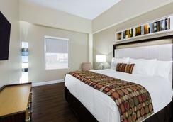 Hawthorn Suites by Wyndham McAllen - МакАллен - Спальня