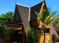 Bamboo Club - Ifaty - Gebäude
