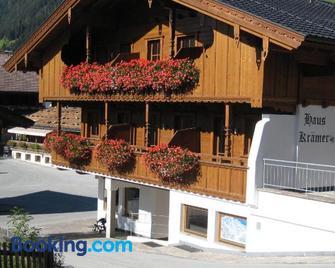 Gasthaus Jakober - Alpbach - Building