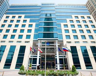 Marina Byblos Hotel - Dubai - Building
