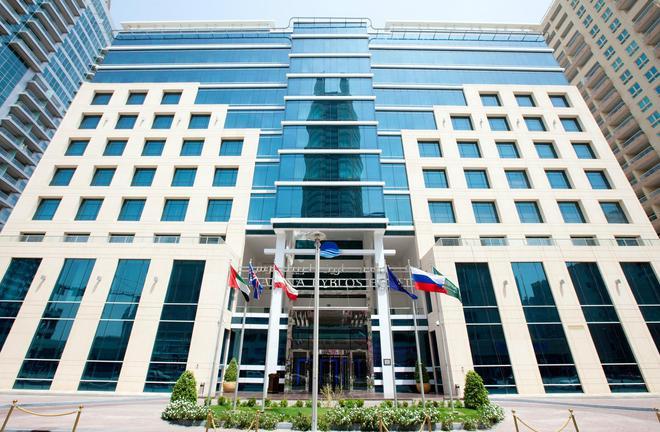 濱海畢羅斯酒店 - 杜拜 - 杜拜 - 建築