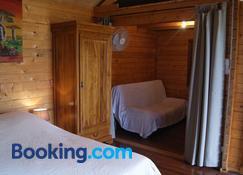 Les Vanilliers - Saint-Joseph - Bedroom