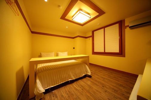 Castle Motel Iksan - Iksan - Bedroom