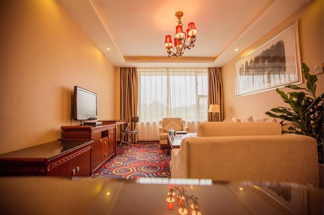 Rong Hu Hotel - Guilin - Living room