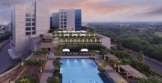 The Leela Ambience Gurgaon Hotel & Residences - Gurugram - Edificio