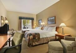 Wingate by Wyndham Missoula Airport - Missoula - Bedroom