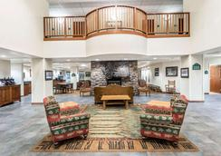 Wingate by Wyndham Missoula Airport - Missoula - Lobby
