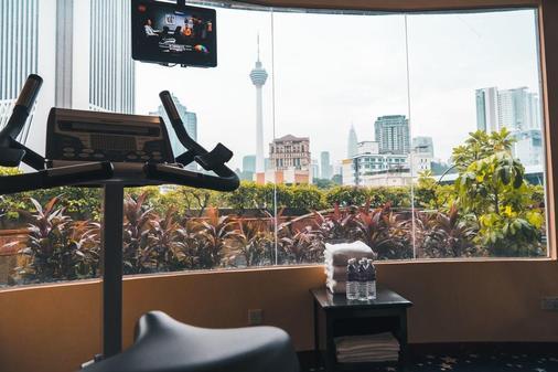Ancasa Hotel & Spa Kuala Lumpur - Kuala Lumpur - Parveke