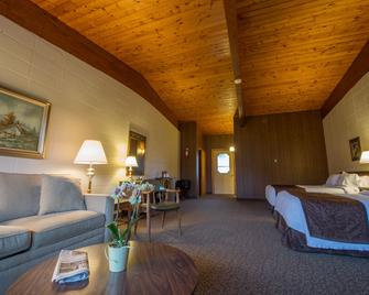 Lukans Farm Resort - Hawley - Bedroom