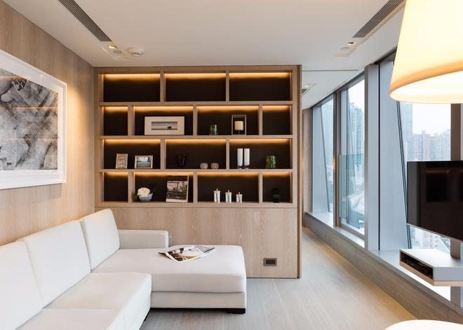 One96 - Hong Kong - Chambre