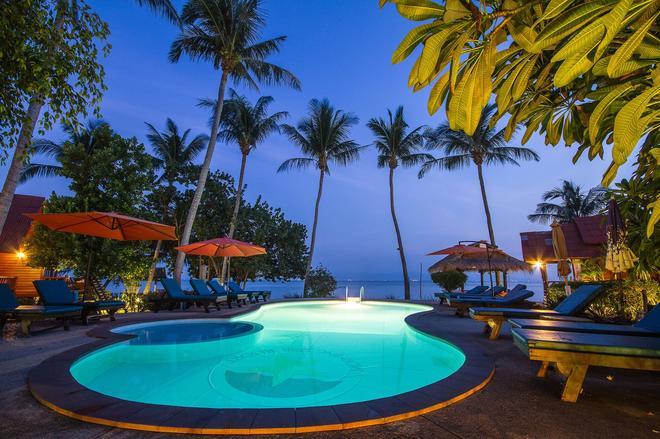 晨星渡假村 - 帕岸島 - 帕岸島 - 游泳池