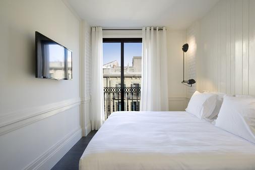普萊提克備克瑞酒店 - 巴塞隆納 - 臥室