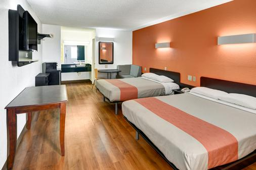 Motel 6 Lindale, TX - Lindale - Schlafzimmer