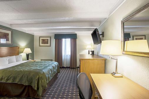 Quality Inn & Suites - Council Bluffs - Phòng ngủ